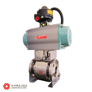 JAFM Series Floating Metal Seat Titanium Ball Valve
