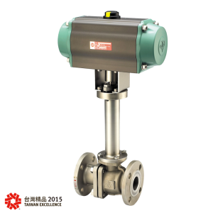 JBFM-Cryogenic JDV BALL VALVE