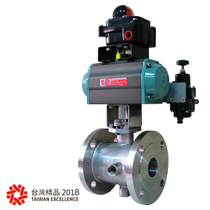 JBKM-Metal Seat Steam Jacket Ball Valve