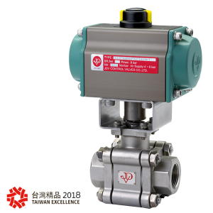 JBSM Series Floating Metal Seat Ball Valve