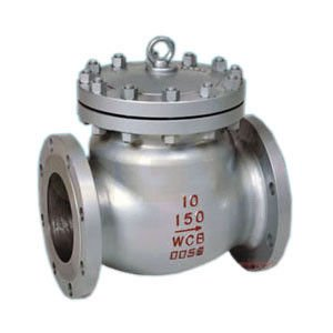 SWING CHECK VALVE WCB A216 CLASS 150