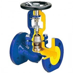 zetkama bellow seal globe valve model 234
