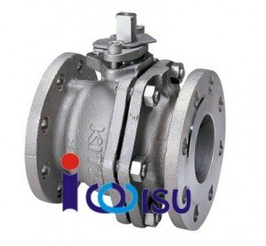 KITZ BALL VALVE STAINLESS STEEL 300UTBM
