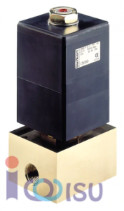 BURKERT 2836 DIRECT ACTING 2-WAY SOLENOID CONTROL VALVE