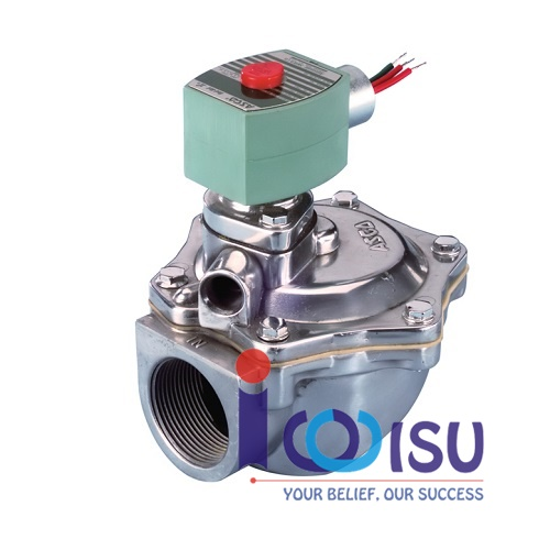 ASCO 353 SOLENOID VALVES FOR DUST-COLLECTOR SYSTEMS