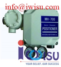 ELECTRO PNEUMATIC POSITIONER MH-700