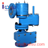 BREATHER VALVE WITH FLAME ARRESTER KSBGFH TYPE