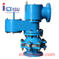 BREATHER VALVE WITH FLAME ARRESTER KSBGFI TYPE