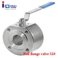 SIRCA WAFER BALL VALVE