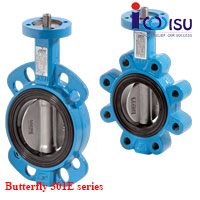 BUTTERFLY RESILIENT SEATED VALVES 301E SERIES