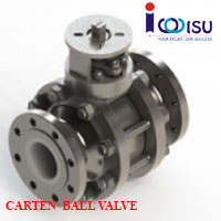 CARTEN HILIFE CERAMIC BALL VALVE