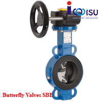ELASTOMER SEATED BUTTERFLY VALVE SBE