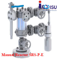 MANUAL REACTOR SAMPLING SYSTEMS SRS-P-E