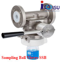 SAMPLING BALL VALVES SSB SWISSFLUID