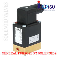 3/2 DIRECT - ACTING WAY PIVOTED ARMATURE TYPE 0331