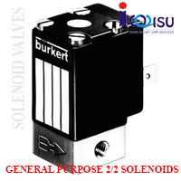 2/2 DIRECT - ACTING WAY PLUNGER TYPE 0201