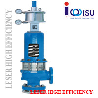 LESER HIGH EFFICIENCY SAFETY VALVES OF TYPE 712