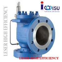 LESER HIGH EFFICIENCY SAFETY VALVES OF TYPE 811