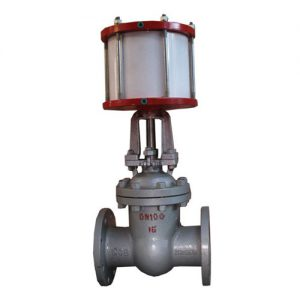 Z641H PNEUMATIC ACTUATOR GATE VALVE
