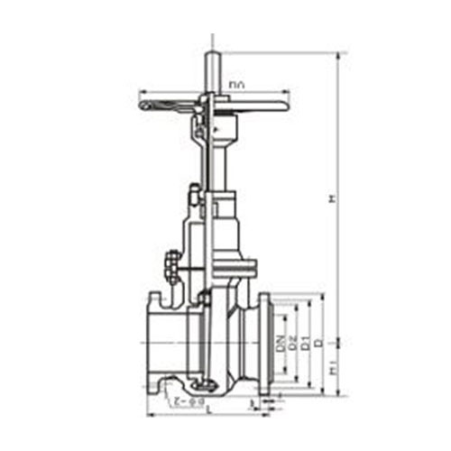 PRODUCT FEATURE AND APPLICATION DOUBLE DISC FLAT GATE VALVE