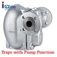 GESTRA PUMP TRAPS - TRAPS WITH PUMP FUNCTION