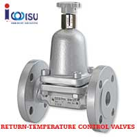 GESTRA RETURN-TEMPERATURE CONTROL VALVES