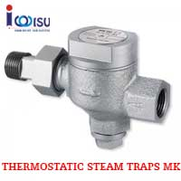 GESTRA THERMOSTATIC STEAM TRAPS MK