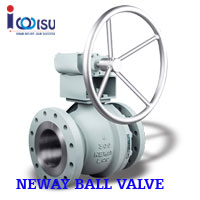NEWAY FLOATING BALL VALVE CLASS 150 BA SERIES