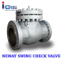NEWAY SWING CHECK VALVE CLASS 900 S SERIES