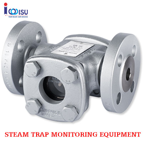 Steam Trap Monitoring Equipment
