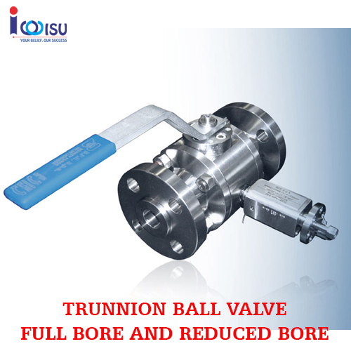 BONNEY FORGE TRUNNION BALL VALVE