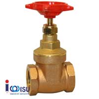 BRONZE NI/AL GATE VALVE RISING STEM S200