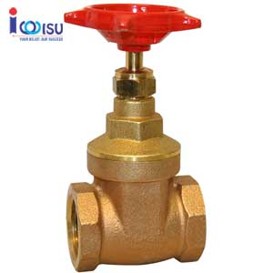 BRONZE GATE VALVE ASTM B62