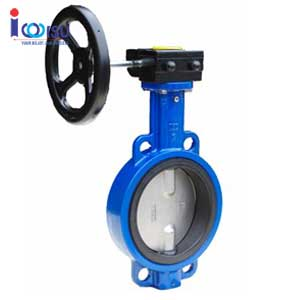 D371X-10 WAFER BUTTERFLY VALVE