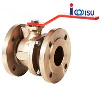 NI/AL BRONZE BALL VALVE FULL BORE ANSI 150