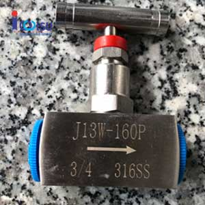 J13W-160P stainless steel