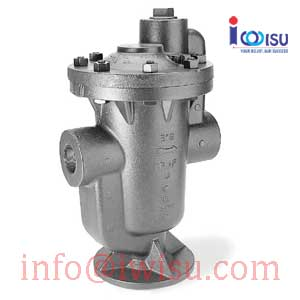 D713974 ARMSTRONG INVERTED BUCKET STEAM TRAP