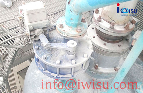 CERAMIC ROTATING DOUBLE DSIC VALVES - 5
