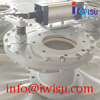 CERAMIC ROTATING SINGLE DISC VALVES