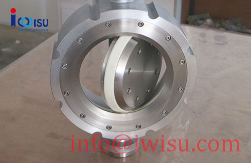 PNEUMATIC WAFER TYPE CERAMIC BUTTERFLY VALVES - 2