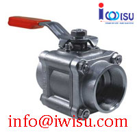 FLOATING BALL VALVES - WORCESTER AND 3-PIECE BALL VALVES