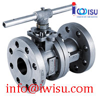 FLOATING BALL VALVES - WORCESTER AND FULL PORT FLANGED