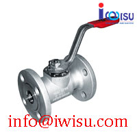 FLOATING BALL VALVES - WORCESTER AND REDUCED PORT FLANGED BALL VALVES