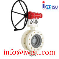 HIGH PERFORMANCE BUTTERFLY VALVES - DURCO TX3