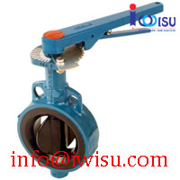 LINED BUTTERFLY VALVES - SLIMSEAL