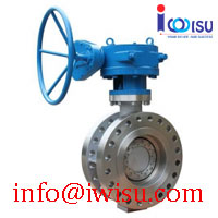 D341H-16C METAL SEAT BUTTERFLY VALVE