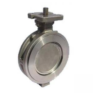 D373W WAFER TYPE BUTTERFLY VALVES