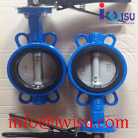 EPDM LINED BUTTERFLY VALVE