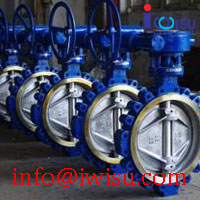 TWO WAY SEALING BUTTERFLY VALVE