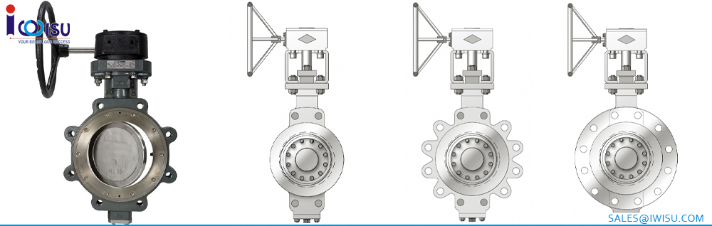 Butterfly valve hse carbon steel